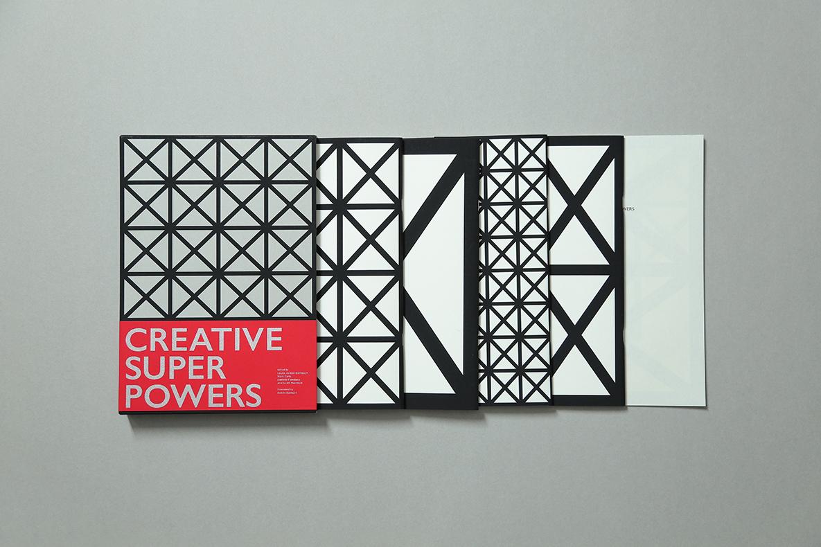 限定特装版 creative superpowers 左右社